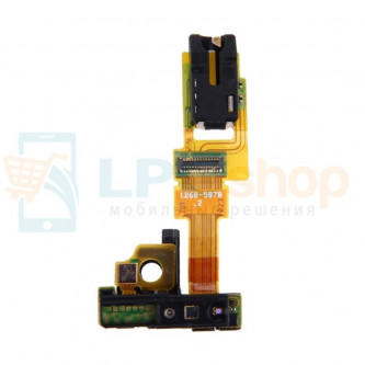 Шлейф Sony C5502 (ZR) на разъем гарнитуры