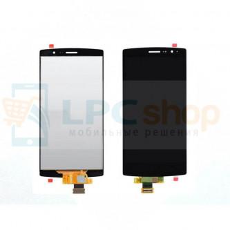 Дисплей для LG G4s H736 в сборе с тачскрином Черный