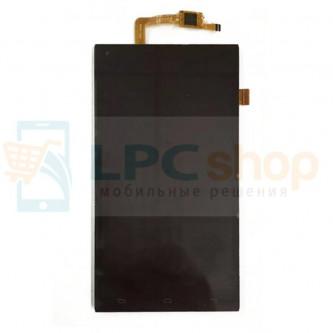 Дисплей для Micromax AQ5001 Canvas Power в сборе с тачскрином Черный