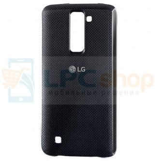 Крышка(задняя) LG K8 LTE K350EЧерная