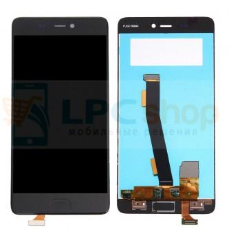 Дисплей для Xiaomi Mi5s в сборе с тачскрином Черный