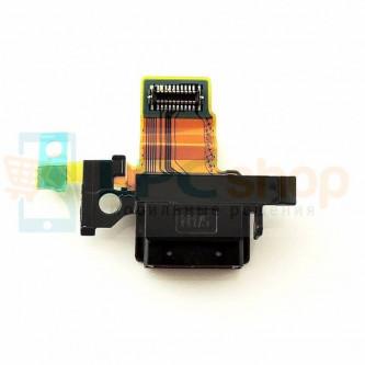 Шлейф разъема зарядки Sony F5121/F5122 ( X/X Dual)