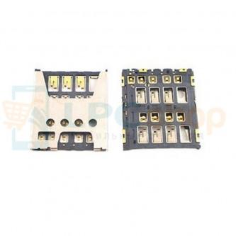 Коннектор SIM-Карты Sony Xperia E4 E2105 / E4 Dual E2115 / E4g E2003 / E4g Dual E2033