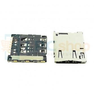 Коннектор SIM-Карты Sony Xperia M4 / M4 Aqua  ( E2303/E2312/E2333 )