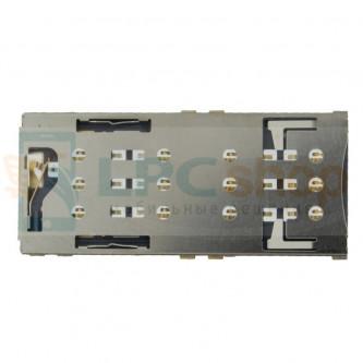 Коннектор SIM-Карты Sony Xperia C5 Ultra Dual E5533