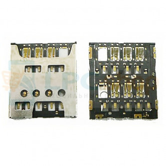 Коннектор SIM-Карты Sony Xperia S LT26i / SL LT26ii