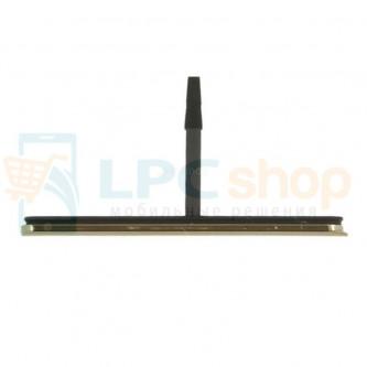 Заглушка для SIM и MicroSD Sony Xperia M5 E5603 / M5 Dual E5633 Золото