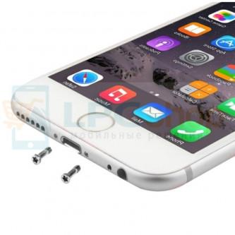 Винт iPhone 6S внешний (10 шт.) Серебро
