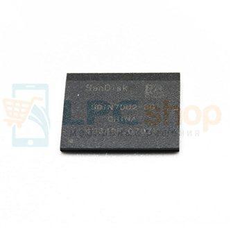 Микросхема NAND FLASH Sandisk SDIN7DU2-8G (i8190)