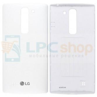 Крышка(задняя) LG Magna H502 Белая