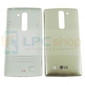Крышка(задняя) LG G4c H522y Золотая