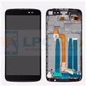 """Дисплей для Alcatel Idol 3 6045Y (5.5"""") в сборе с рамкой Черный Оригинал"""