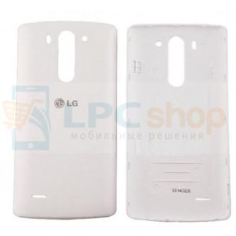 Крышка(задняя) LG K10 K410 Белая