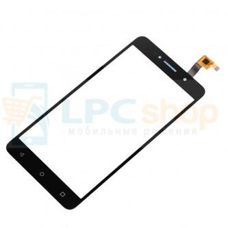 """Тачскрин (сенсор) для Alcatel OT-8050D (Pixi 4) (6"""") Черный"""