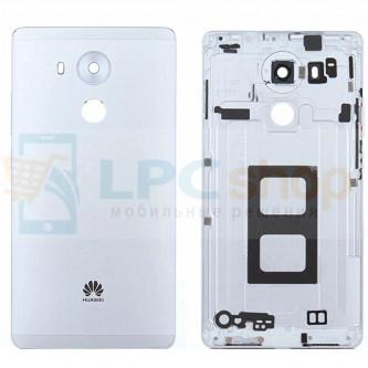 Крышка(задняя) Huawei Mate 8 Серебро