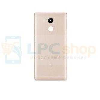 Крышка(задняя) Xiaomi Redmi 4 Золото
