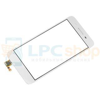 Тачскрин (сенсор) для Huawei GR3 Белый