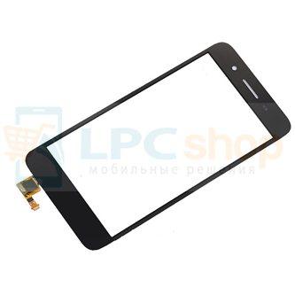 Тачскрин (сенсор) для Huawei GR3 Черный