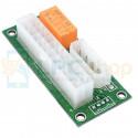 Синхронизатор блоков питания ATX 24P к IDE 4 Pin (плата)