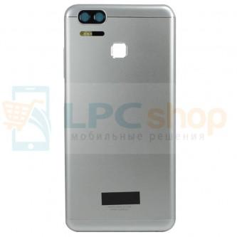 Крышка(задняя) Asus ZE553KL (ZenFone 3 Zoom) Серебро