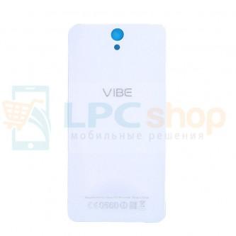Крышка(задняя) Lenovo Vibe S1 Белый