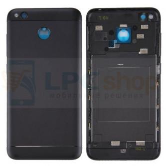 Крышка(задняя) Xiaomi Redmi 4X Черный