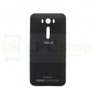 Крышка(задняя) Asus ZE500CL (ZenFone 2) Черная