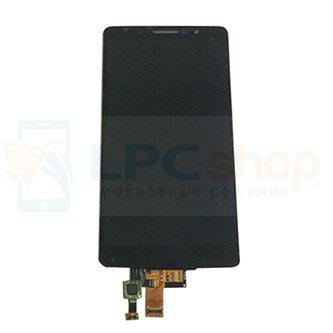 Дисплей для LG H961S (V10) в сборе с тачскрином Черный