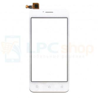 Тачскрин (сенсор) для Lenovo A Plus (A1010) Белый