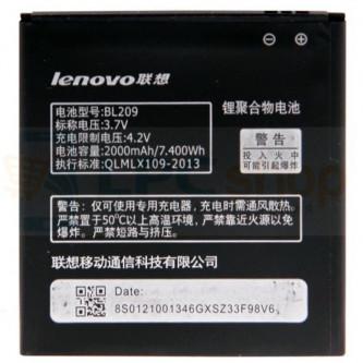 Аккумулятор для Lenovo BL209 ( A706 / A516 ) без упаковки