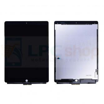 """Дисплей для iPad Pro 12.9"""" в сборе с тачскрином Черный"""