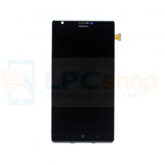 Дисплей для Nokia 1520 в сборе с рамкой