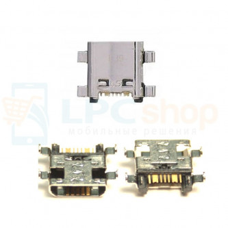 Разъём зарядки Samsung S7270 / S7272 / G355H / G7102 / G386F / G530H / G531H / G350E (microUSB)
