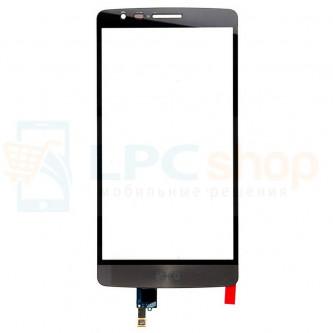 Тачскрин (сенсор) для LG G3s D724 Черный