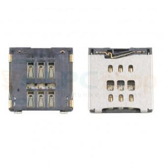 Коннектор SIM-Карты iPhone 6 / 6 Plus