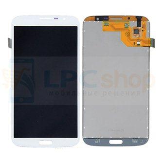 Дисплей для Samsung i9200 в сборе с тачскрином Белый