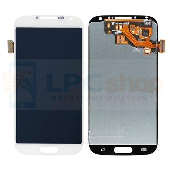 Дисплей для Samsung Galaxy S4 I9500 / i9505 в сборе с тачскрином Белый