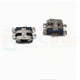 Разъём зарядки Asus A500KL / A501CG / A600CG (ZenFone 5 / ZenFone 6) (microUSB)