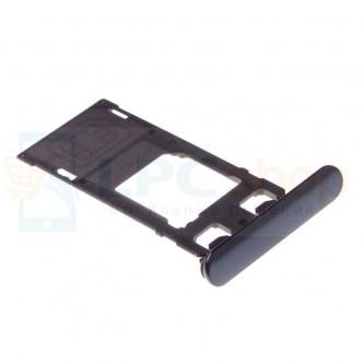 Лоток SIM Sony F5321 (X Compact) Синий