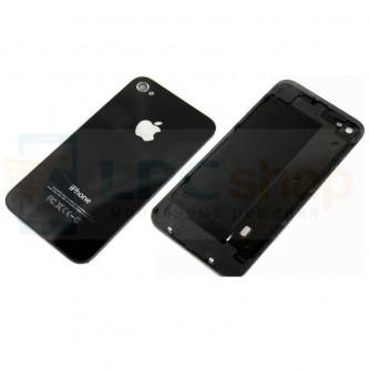 Крышка(задняя) iPhone 4 Чёрная - Оригинал