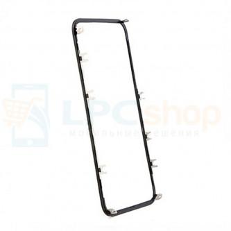 Рамка дисплея для iPhone 4 Черная