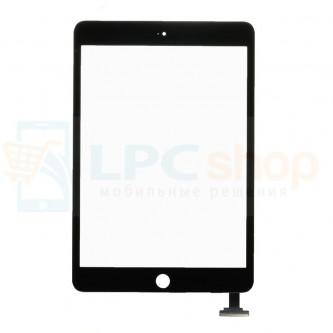 Тачскрин (сенсор) для iPad mini / mini 2 Retina Черный (требуется пайка)