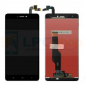 Дисплей для Xiaomi Redmi Note 4X / Note 4 Global в сборе с тачскрином Черный