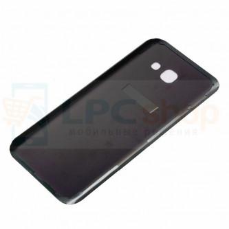Крышка(задняя) Samsung Galaxy A5 (2017) A520F Черная
