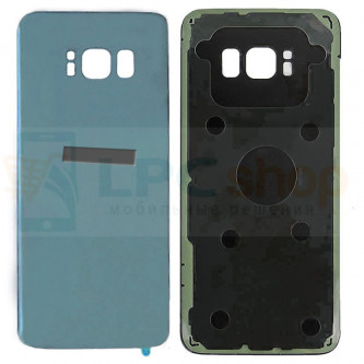 Крышка(задняя) Samsung Galaxy S8+ (Plus) G955F Синий