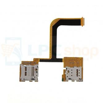 Шлейф HTC One Mini 2 на разъем SIM / MicroSD