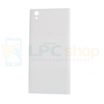 Крышка(задняя) Sony L1 G3311 / L1 Dual G3312 Белая