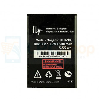 Аккумулятор для Fly BL9206 ( FS409 )