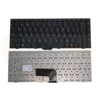 Клавиатура для ноутбука Asus W5 / W7 / W5000 черная