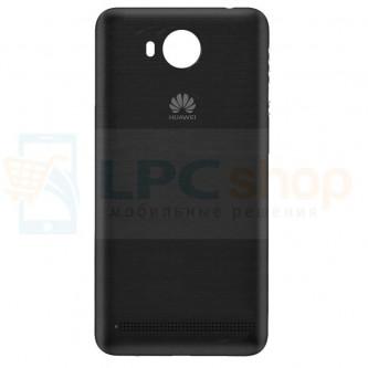 Крышка(задняя) Huawei Y3 II LUA-U22 / Y3 II LTE LUA-L21 Черная